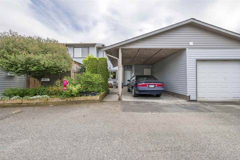 Townhouse for sale at 46689 First Ave Unit 3 Chilliwack British Columbia - MLS: R2380636