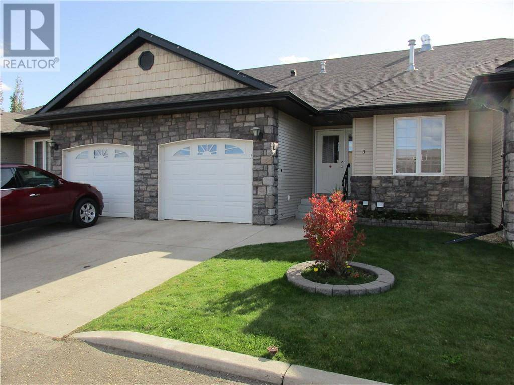 Townhouse for sale at 4718 62 St Unit 3 Stettler Alberta - MLS: ca0180061