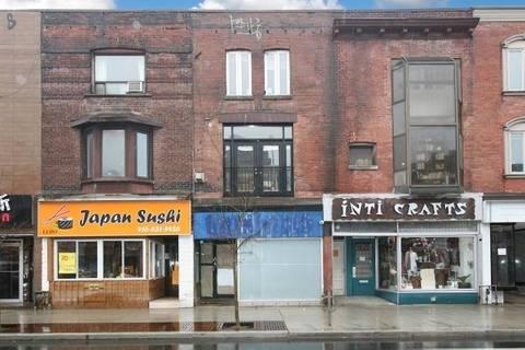 Townhouse for rent at 480 Bloor St Unit 3 Toronto Ontario - MLS: C4755528