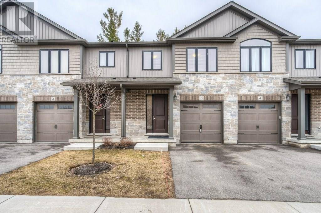 Townhouse for sale at 50 Bute St Unit 3 Ayr Ontario - MLS: 30798884