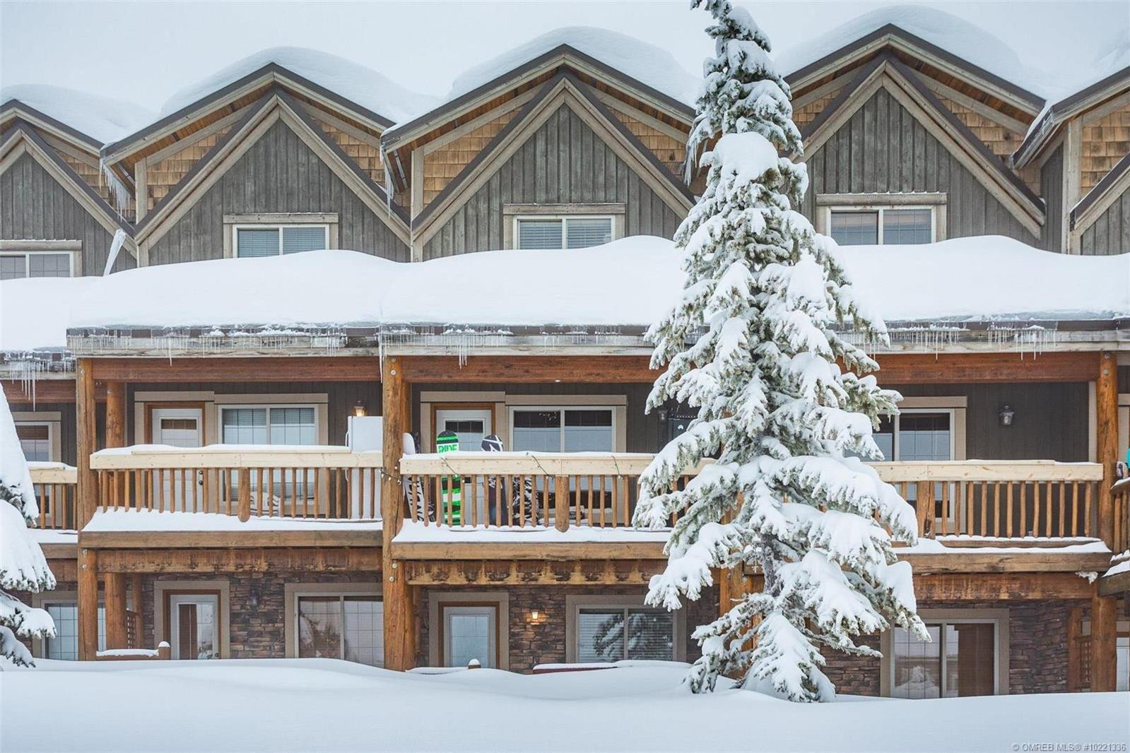 Townhouse for sale at 5020 Snowbird Wy Unit 3 Big White British Columbia - MLS: 10221336