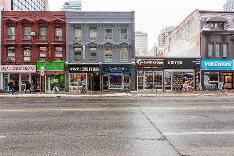 House for rent at 508 Yonge St Unit 3 Toronto Ontario - MLS: C4687420