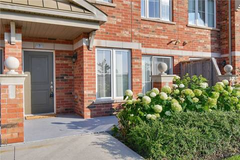 Condo for sale at 51 Hays Blvd Unit 3 Oakville Ontario - MLS: W4538106