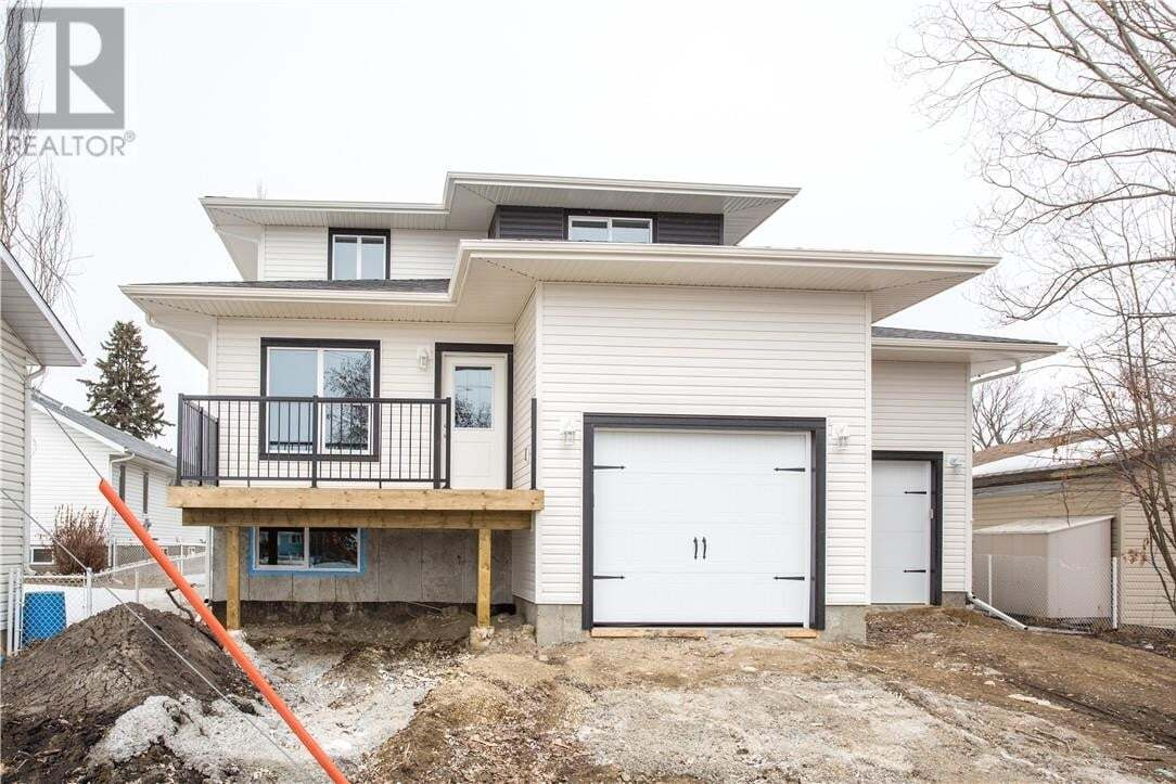 Townhouse for sale at 5327 48 Ave Unit 3 Lacombe Alberta - MLS: ca0192210