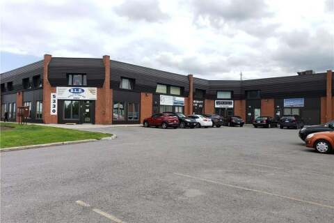 Commercial property for lease at 5330 Canotek Rd Apartment 3 Ottawa Ontario - MLS: 1195899