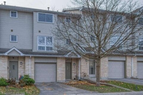 Townhouse for sale at 536 Third St Unit 3 London Ontario - MLS: 40041109