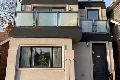 House for rent at 542 Strathmore Blvd Unit 3 Toronto Ontario - MLS: E4672741