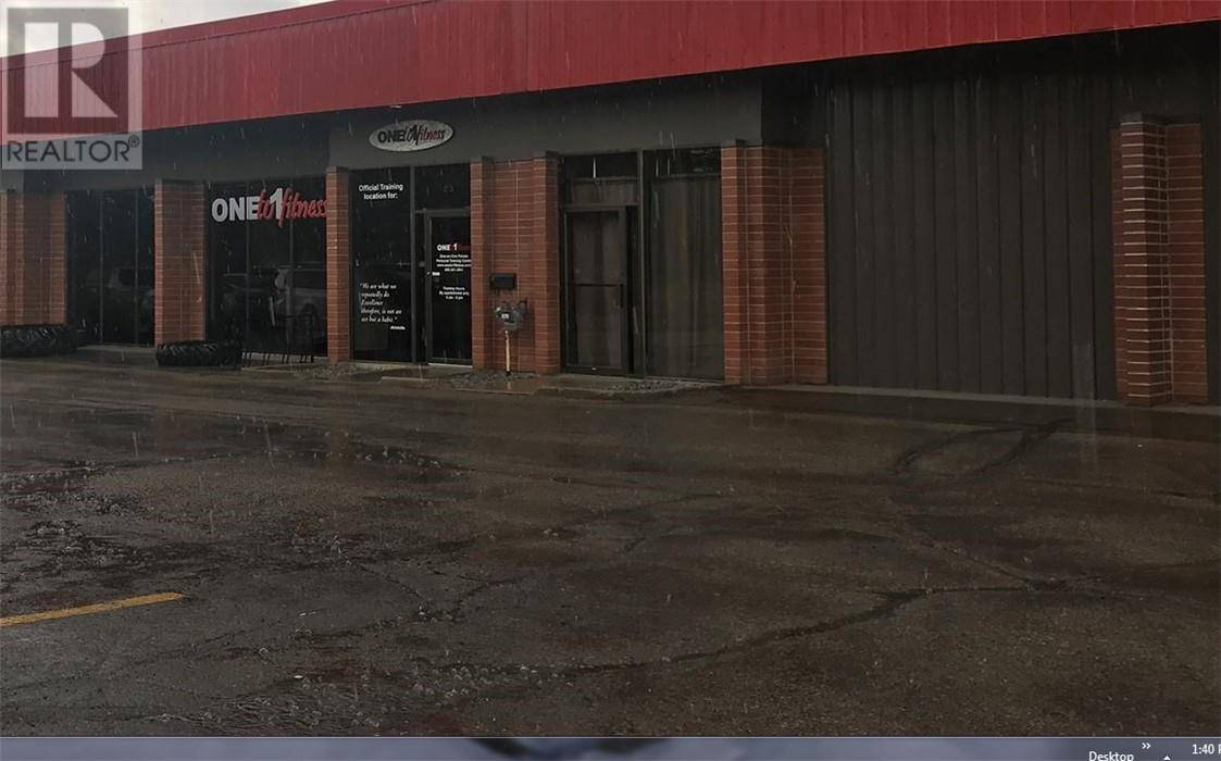 Commercial property for lease at 5580 45 St Apartment 3 Red Deer Alberta - MLS: ca0171872