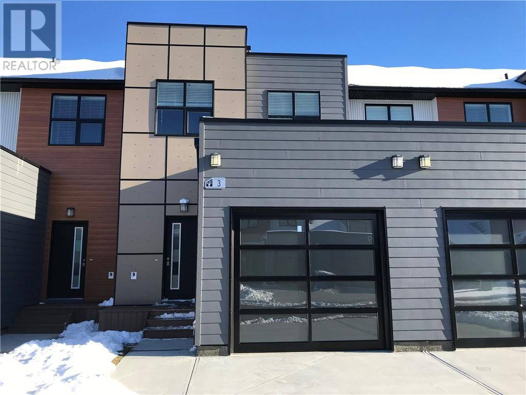 Townhouse for sale at 57 Aquitania Circ W Unit 3 Lethbridge Alberta - MLS: ld0183941