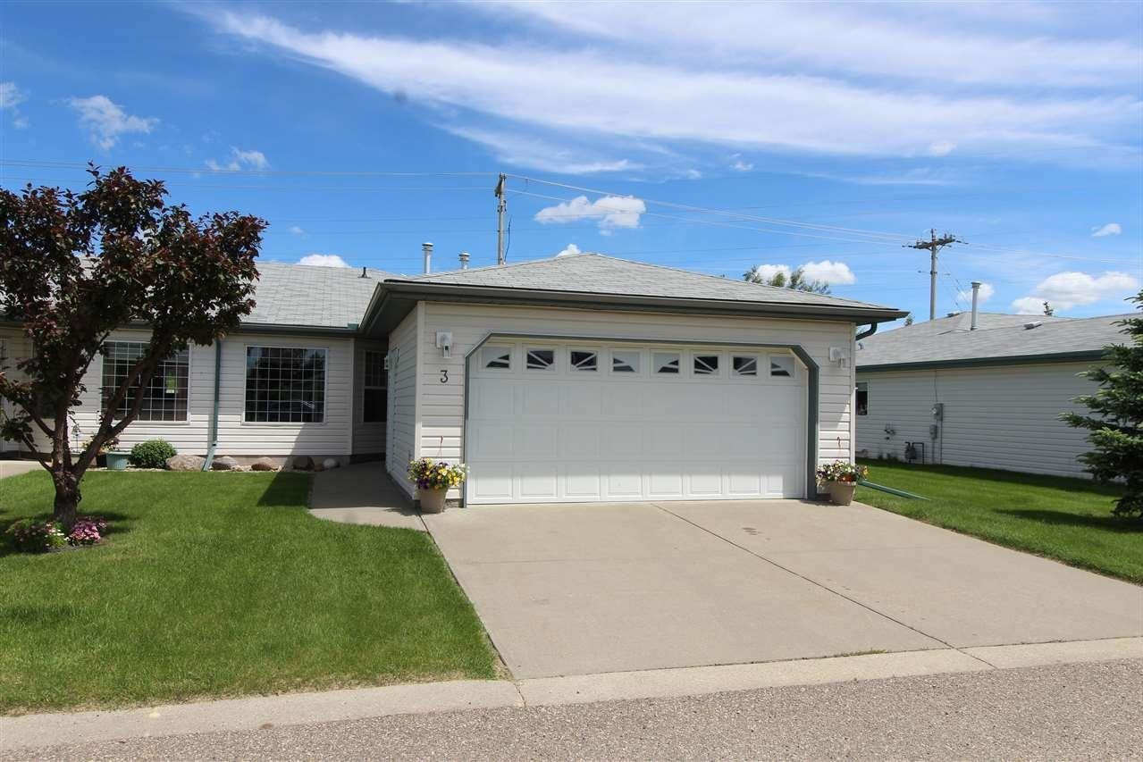 Townhouse for sale at 5714 50 St Unit 3 Wetaskiwin Alberta - MLS: E4202990