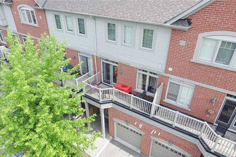 Condo for sale at 5750 Tosca Dr Unit 3 Mississauga Ontario - MLS: W4508079