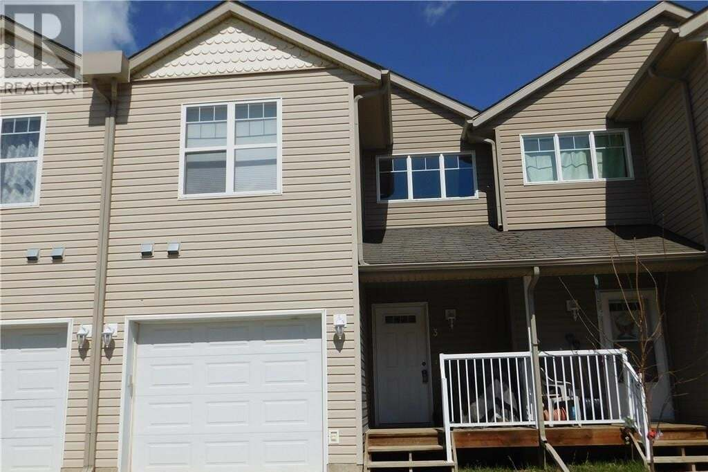 Townhouse for sale at 5905 71 Ave Unit 3 Rocky Mountain House Alberta - MLS: ca0189746