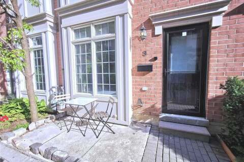 Townhouse for sale at 6 Wellesley Pl Unit 3 Toronto Ontario - MLS: C4861365