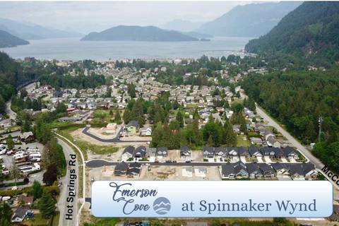 Townhouse for sale at 628 Mccombs Dr Unit 3 Harrison Hot Springs British Columbia - MLS: R2367979