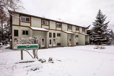 Townhouse for sale at 630 3rd St Unit 3 Canmore Alberta - MLS: C4277643