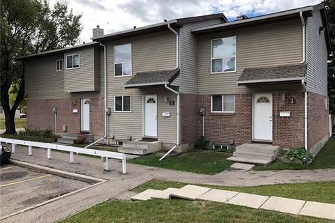 Townhouse for sale at 64 Whitnel Ct Northeast Unit 3 Calgary Alberta - MLS: C4243219