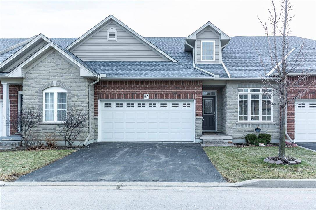 Townhouse for sale at 65 Mapleleaf Tr Unit 3 Glanbrook Ontario - MLS: H4074106