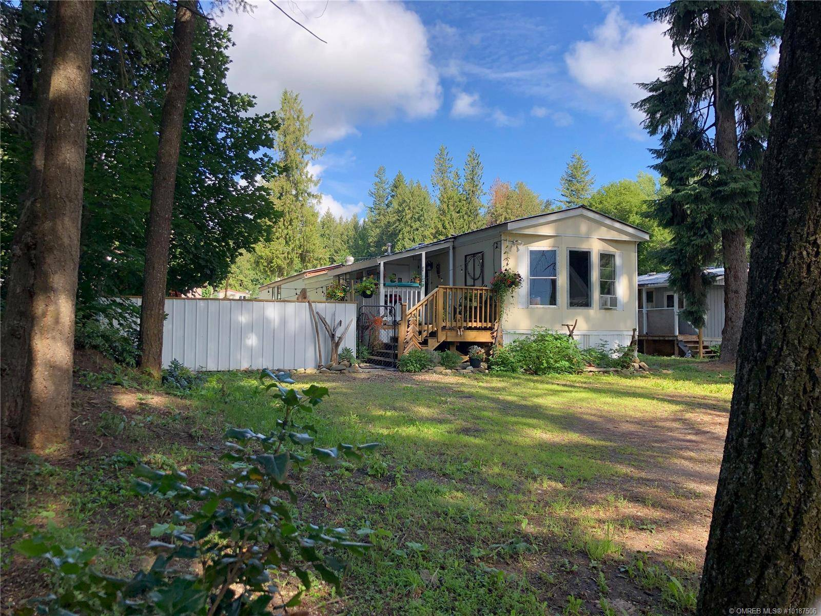 Home for sale at 6588 97a Hy Unit 3 Enderby British Columbia - MLS: 10187506