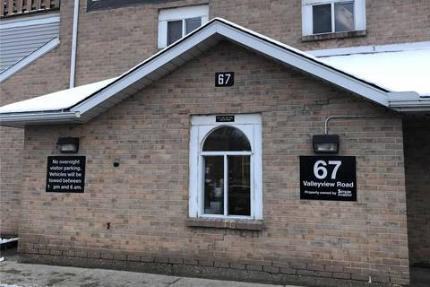 Condo for sale at 67 Valleyview Rd Unit 3 Kitchener Ontario - MLS: X4667291