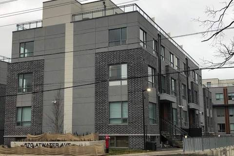 Townhouse for rent at 670 Atwater Ave Unit 3 Mississauga Ontario - MLS: W4665628