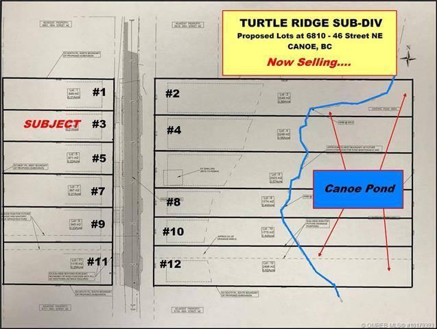 Buliding: 6810 46 Street Northeast, Salmon Arm, BC