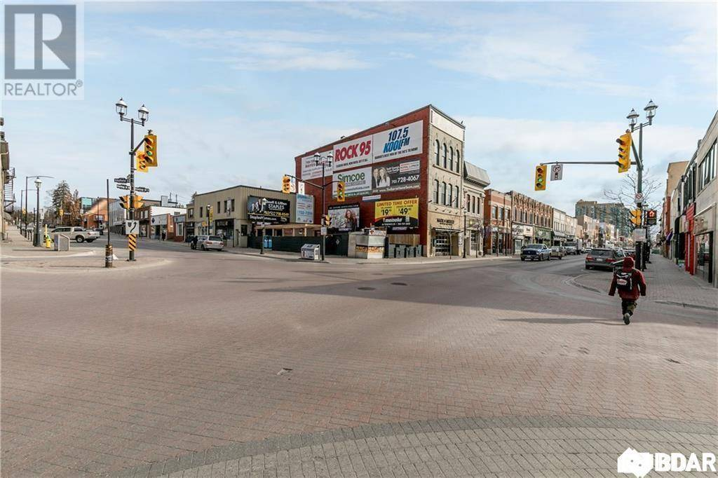 Residential property for sale at 9 Dunlop & Clapperton St Unit 3-7, Barrie Ontario - MLS: 30784947