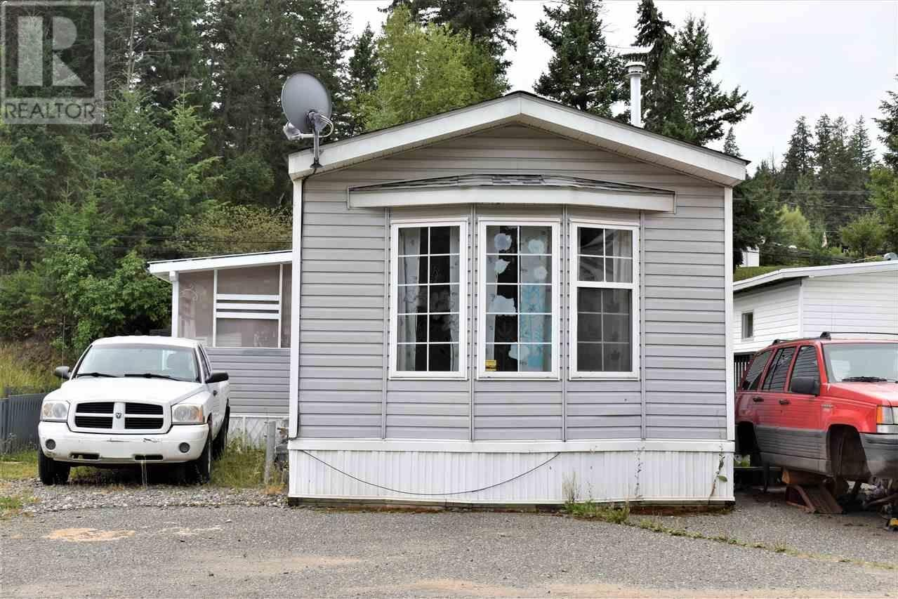 Residential property for sale at 704 Dog Creek Rd Unit 3 Williams Lake British Columbia - MLS: R2497177