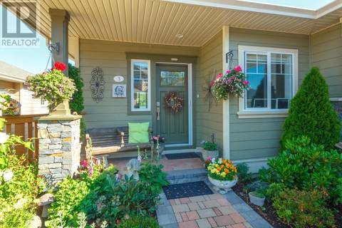 Townhouse for sale at 7053 Saanich Rd West Unit 3 Central Saanich British Columbia - MLS: 411493