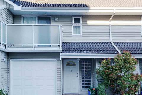 Townhouse for sale at 7091 Blundell Rd Unit 3 Richmond British Columbia - MLS: R2371773