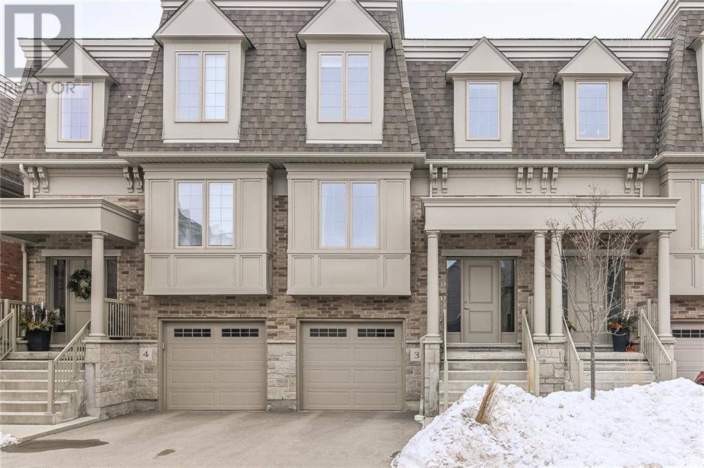 Townhouse for sale at 72 York Rd Unit 3 Guelph Ontario - MLS: 30791923