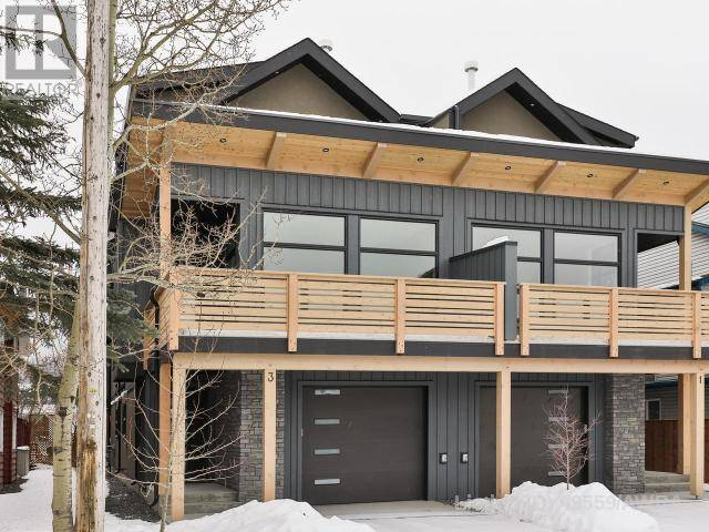 Townhouse for sale at 725 7th St Unit 3 Canmore Alberta - MLS: 49559