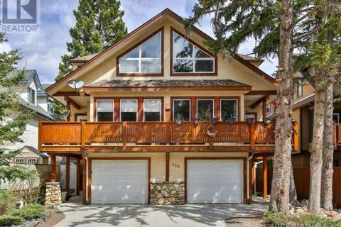 Townhouse for sale at 733 4th St Unit 3 Canmore Alberta - MLS: 49658
