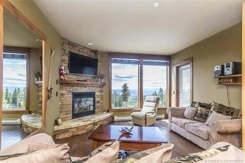 Condo for sale at 7360 Porcupine Rd Unit 3 Big White British Columbia - MLS: 10182631
