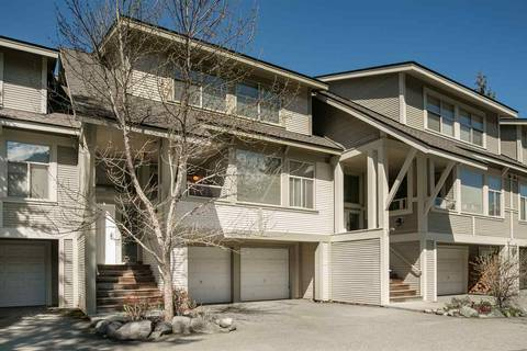Townhouse for sale at 7381 Laurel St Unit 3 Pemberton British Columbia - MLS: R2366287
