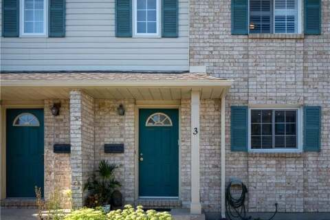Townhouse for sale at 7470 Monastery Dr Unit 3 Niagara Falls Ontario - MLS: 30827543