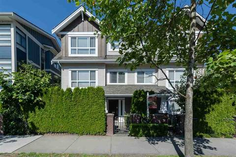 Townhouse for sale at 7531 St. Albans Rd Unit 3 Richmond British Columbia - MLS: R2392829