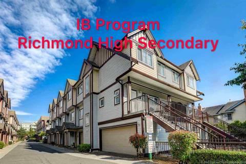 Townhouse for sale at 7700 Abercrombie Dr Unit 3 Richmond British Columbia - MLS: R2366963