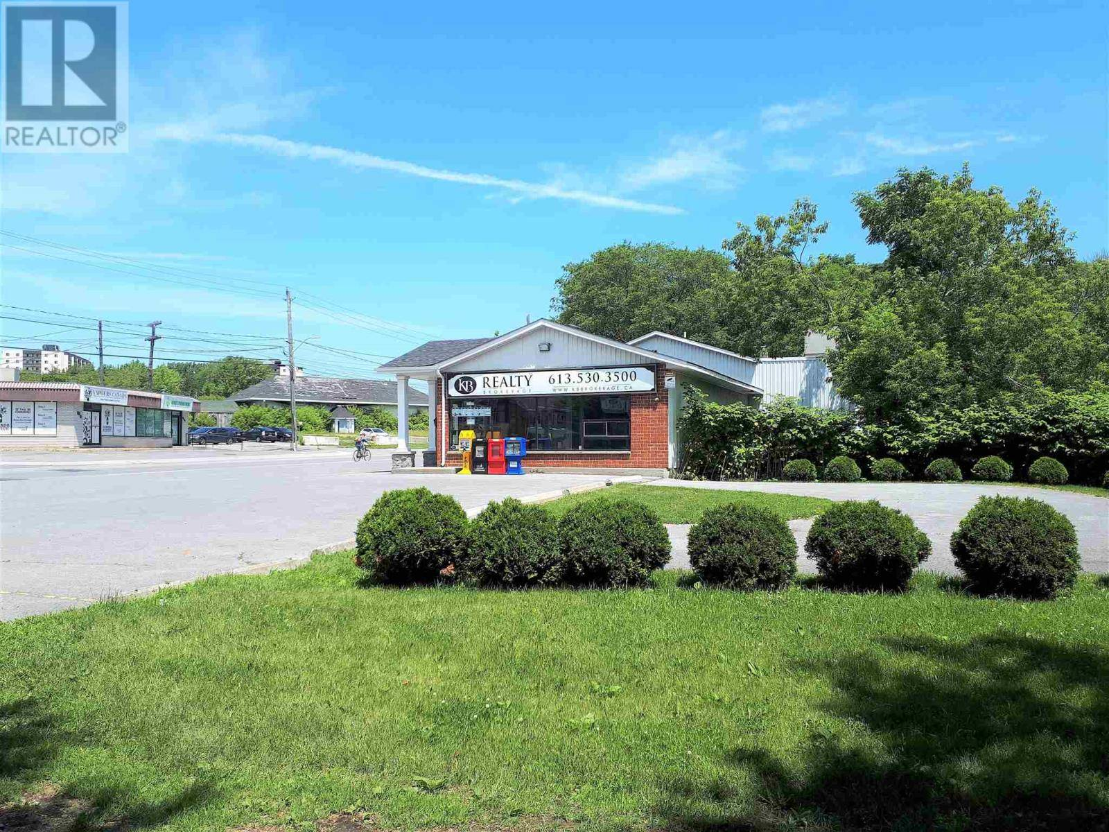 Commercial property for sale at 791 Montreal St Unit 3 Kingston Ontario - MLS: K19006602