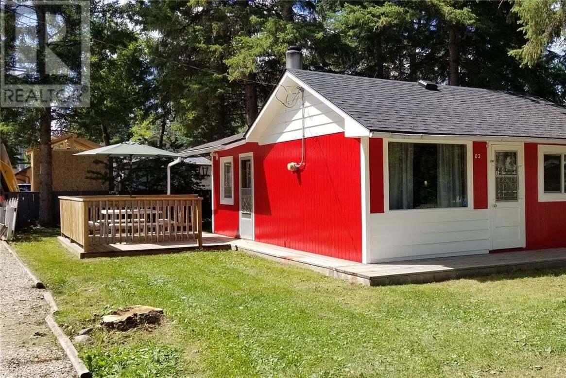 House for sale at 3 7th St Emma Lake Saskatchewan - MLS: SK818732