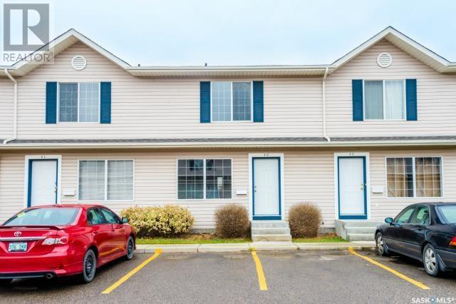 For Sale: 3 - 809 Kristjanson Road, Saskatoon, SK | 3 Bed, 2 Bath Townhouse for $219,900. See 14 photos!