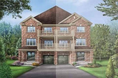 Townhouse for sale at Blk82 Lowes Hill Circ Unit 3 Caledon Ontario - MLS: W4768892