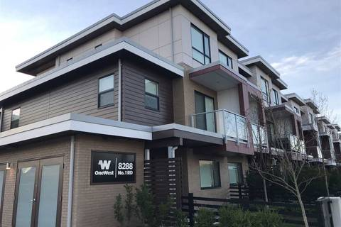 Townhouse for sale at 8288 No 1 Rd No Unit 3 Richmond British Columbia - MLS: R2354079