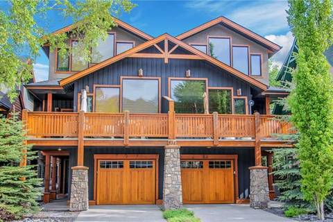 Townhouse for sale at 834 6th St Unit 3 Canmore Alberta - MLS: C4253319