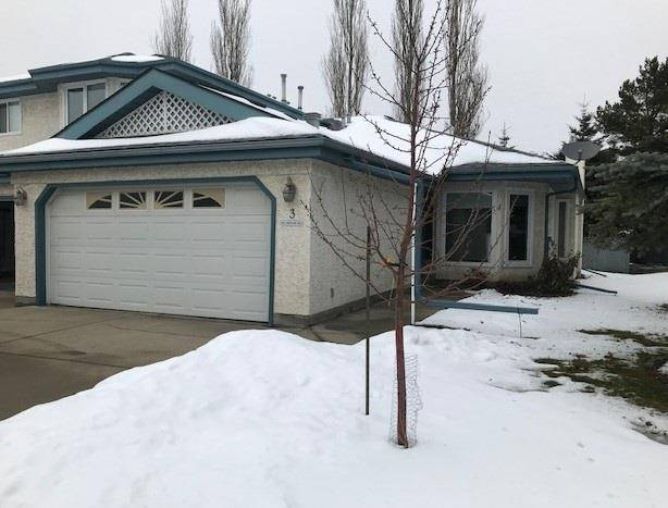 Townhouse for sale at 85 Gervais Rd Unit 3 St. Albert Alberta - MLS: E4179871