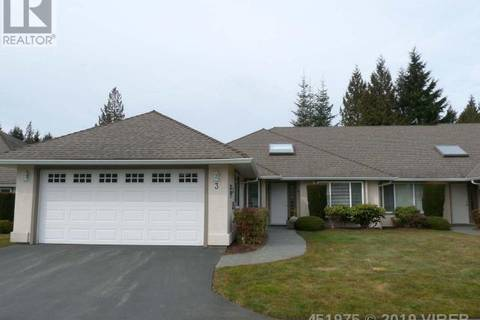 Townhouse for sale at 850 Arbutus St Unit 3 Qualicum Beach British Columbia - MLS: 451975