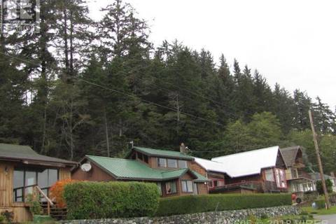 Home for sale at 851 Fir St Unit 3 Alert Bay British Columbia - MLS: 446605