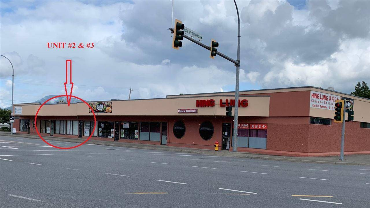 Commercial property for lease at 8580 Young Rd Apartment 3 Chilliwack British Columbia - MLS: C8025489