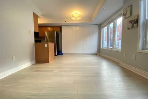 Apartment for rent at 88 Munro St Unit 3 Toronto Ontario - MLS: E4632882