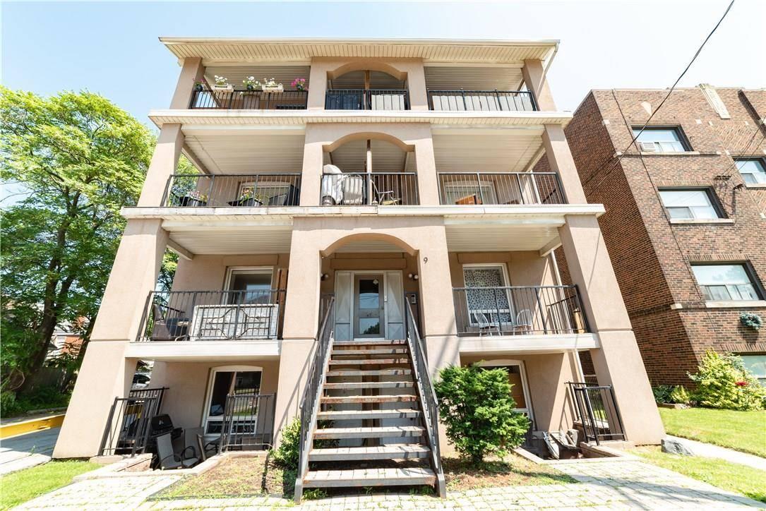 Condo for sale at 9 Sherman Ave S Unit 3 Hamilton Ontario - MLS: H4060412