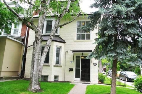 House for rent at 92 Roxborough St Unit 3 Toronto Ontario - MLS: C4454242